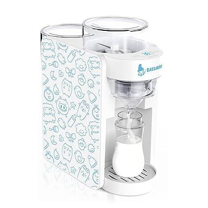 Balla Bébé M1 Auto Bebé Leche eléctrica, calefacción instantánea y preparación de biberones, dispensador