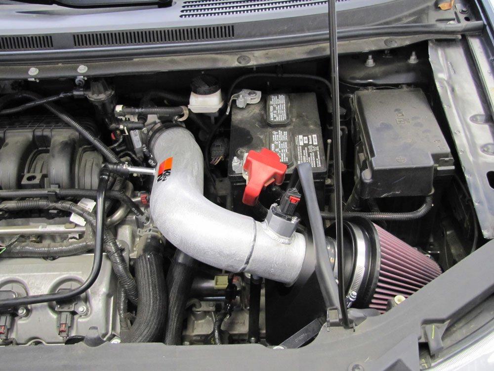 K/&N 77-2574KS Performance Intake Kit for 07-10 Ford Edge V6-3.5L