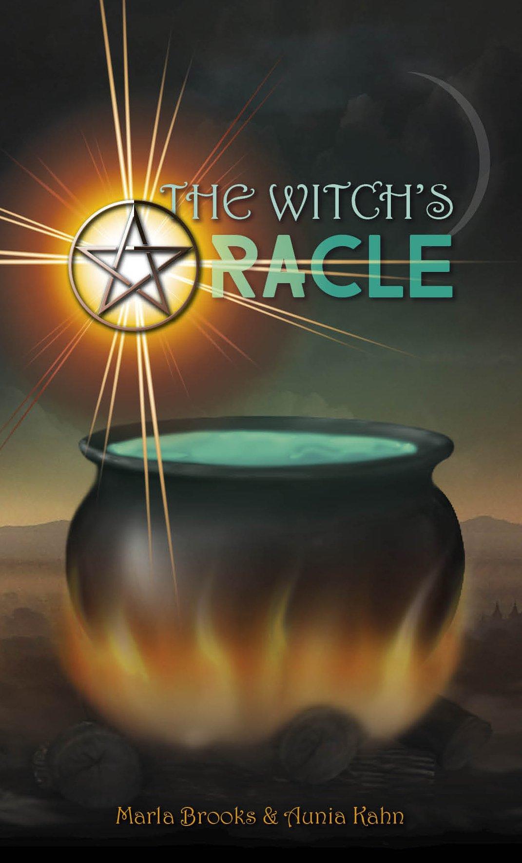 The Witch's Oracle: Marla Brooks, Aunia Kahn: 9780764349317: Amazon:  Books