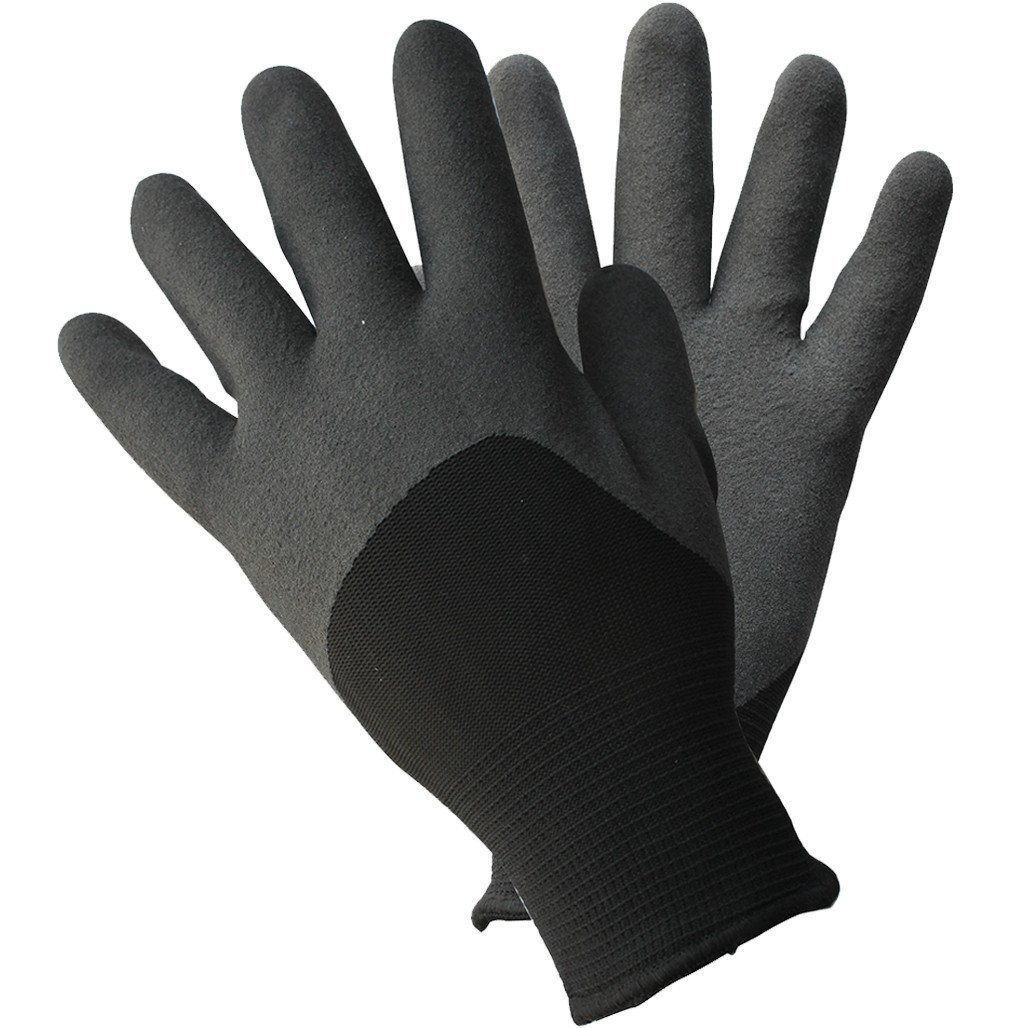 Briers Ultimate Thermal Gloves, Black, Large B5121