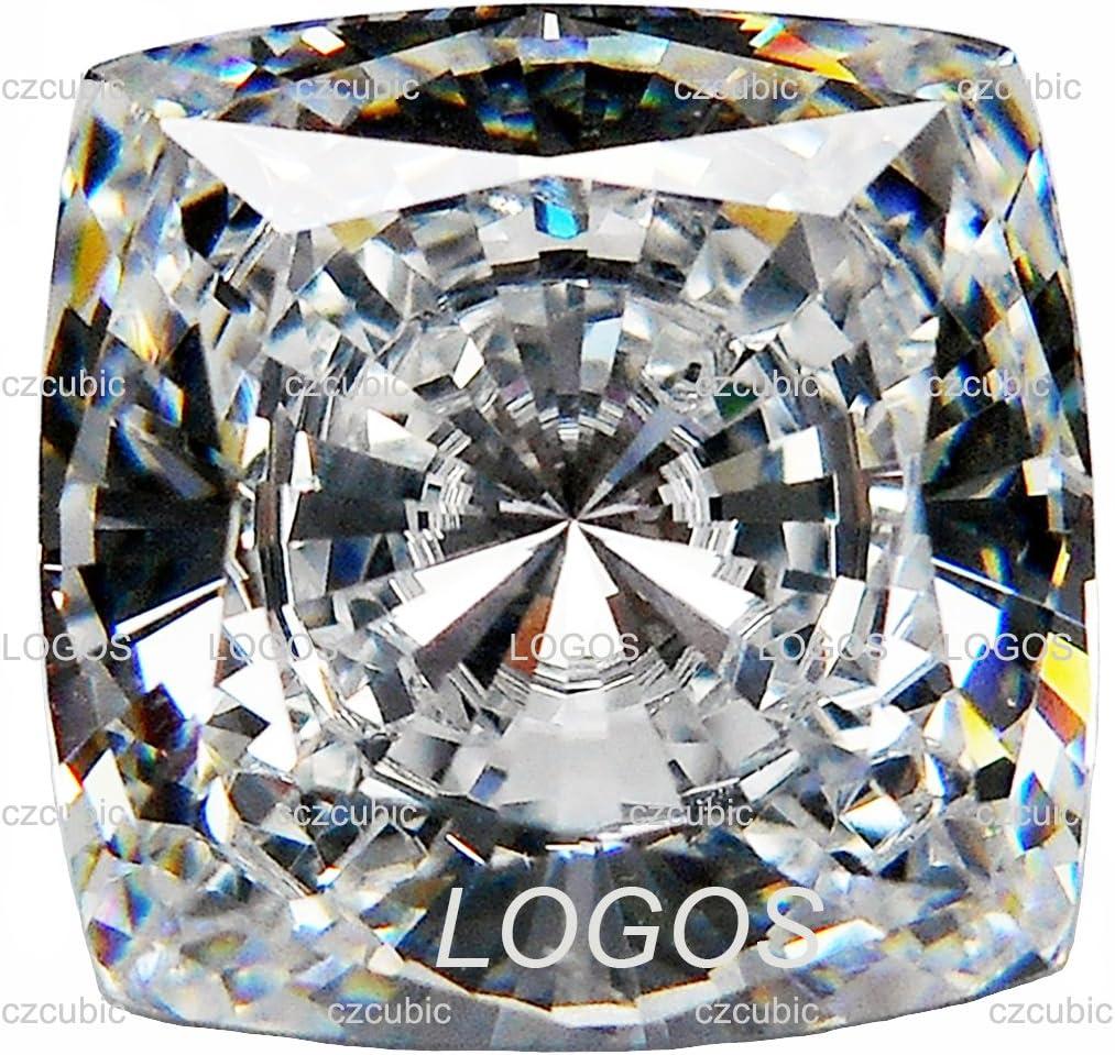 Getgemstones Lab Created Blue Sapphire Stone Certified Best Quality Loose Gemstone 5.5 Carat