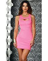 Petite Robe Sexy Rose d ete Epaules Nues by Forplay