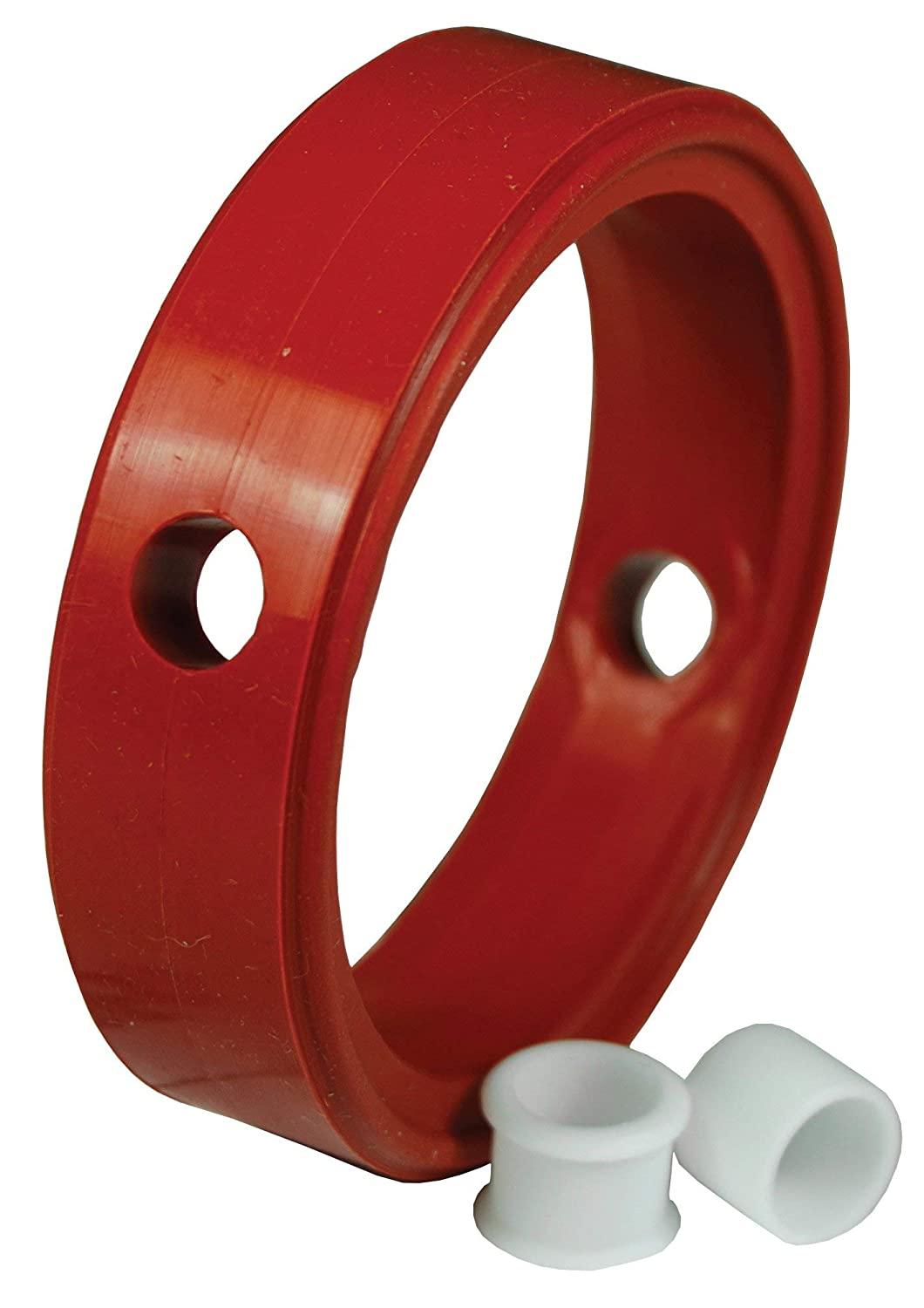 1 Dixon B5102-RKS200 Red Repait Kit Bushings 2 ID B5102 Includes: 2 Silicone Seat and