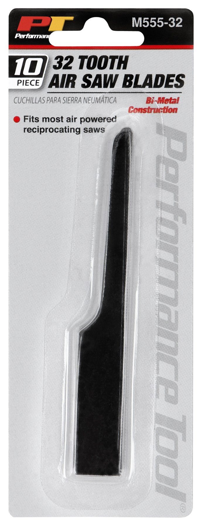 Performance Tool M555-32 Saw Blades 32 Teeth Per inch Bi-Metal Construction by Performance Tool