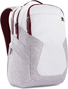 """STM Myth Backpack Featuring Luggage Pass-Through 28L / 15"""" Laptop - Windsor Wine (stm-117-187P-04)"""