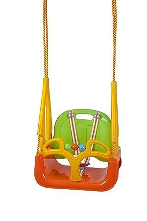 WICKEY Babyschaukel Schaukel Kinderschaukel 3 in 1 Babysitz