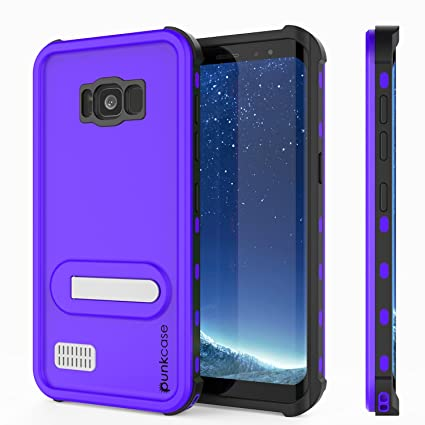 Amazon.com: Punkcase - Carcasa para Samsung Galaxy S8 Plus ...