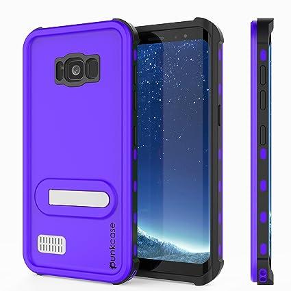 Amazon.com: Punkcase - Carcasa para Samsung Galaxy S8 Plus ...
