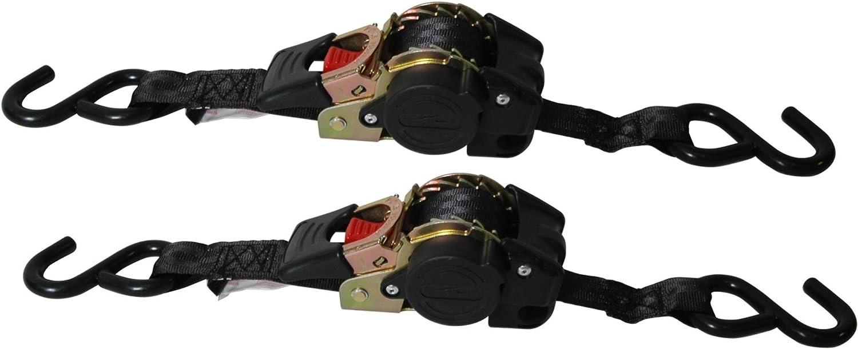 Reese Retractable Ratchet straps