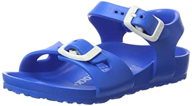 11bda33a39de Birkenstock Unisex Kids  Rio Eva Sling Back Sandals  Amazon.co.uk ...