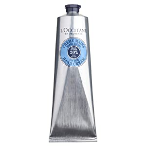 L'Occitane Fast-Absorbing 20% Shea Butter Hand Cream, 5.2 Fl Oz