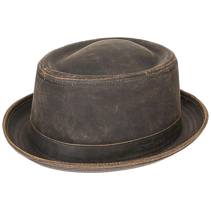 0d318f4b7ff98 Stetson Pork Pie Odenton Sombrero para Mujer Hombre