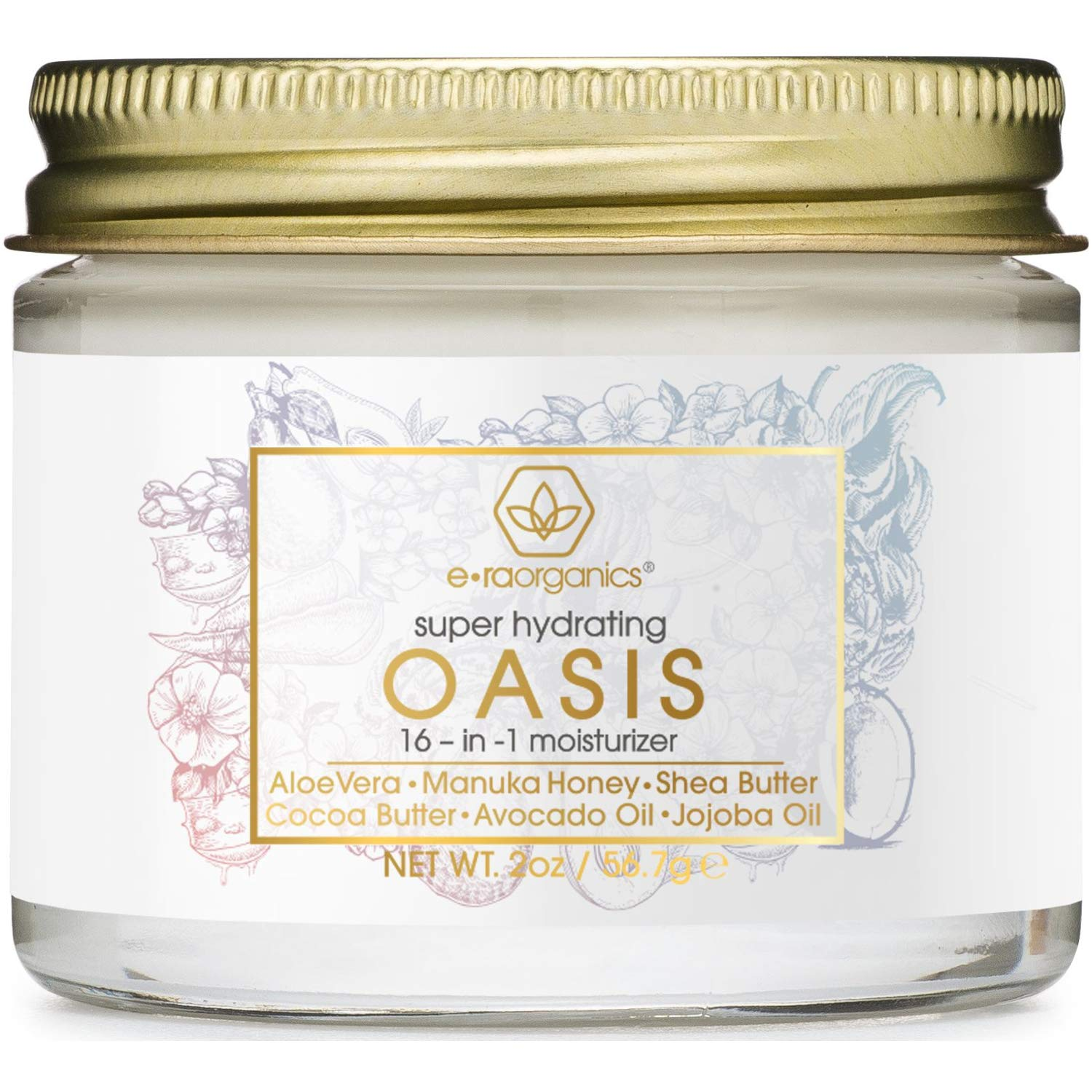 Era Organics Face Moisturizer for Dry Skin