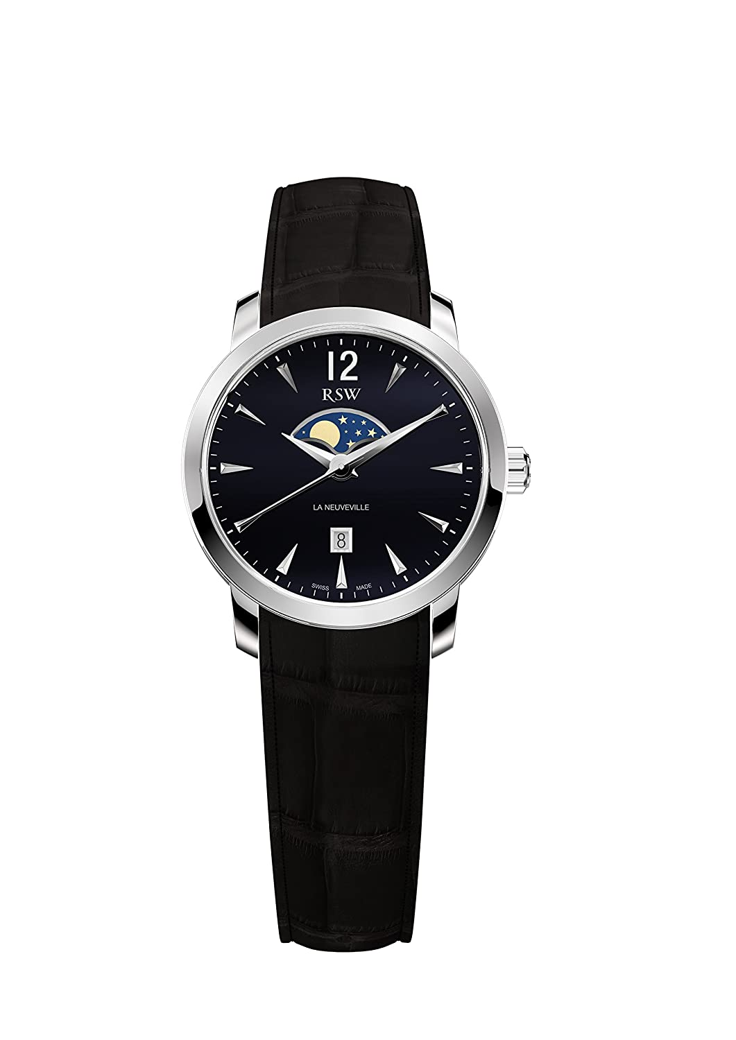 6346. BS. L1.1.00-La Neuveville Moonphase