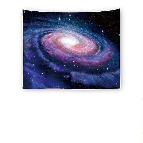 xkjymx Tela Colgante Tela Decorativa Estampado Estrellado ...