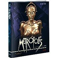 Metrópolis (edición especial digibook) [Blu-ray]
