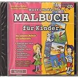 MultiMedia Malbuch für Kinder. Das Computer-Malbuch