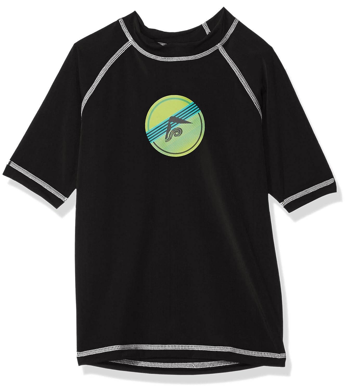 Kanu Surf SWIMWEAR ボーイズ B07995WMDN 4T|ブラック ブラック 4T