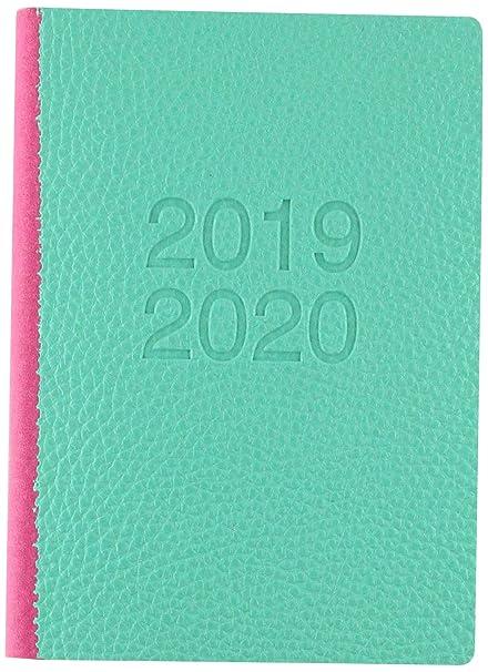 LETTS 2019/20 Two Tone - Agenda escolar (A6, 1 día por ...