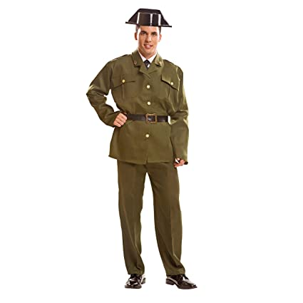 My Other Me Me Me - Disfraz de Guardia civil para adultos, talla ML (Viving Costumes MOM00980)