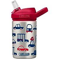 CamelBak Eddy+ Kids Botella de acero inoxidable de 396 ml