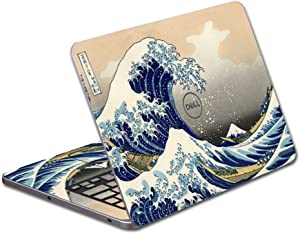 Protective laptop notebook cover wrap Removable Decal Skin Sticker for New Dell XPS 13