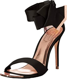 0f61111bf1da Amazon.com  Ted Baker Women s Phanda Heeled Sandal  Shoes