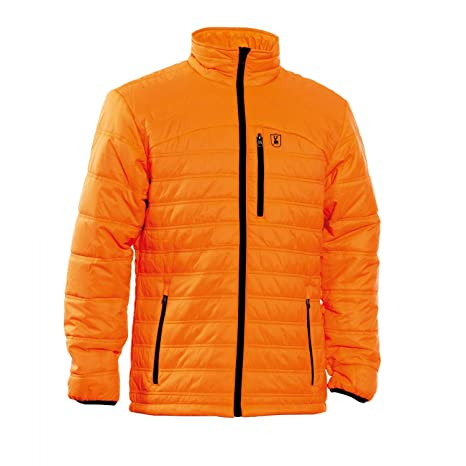 Deerhunter Verdun Chaqueta con Thinsulate, Color Naranja, tamaño XXXXL: Amazon.es: Ropa y accesorios
