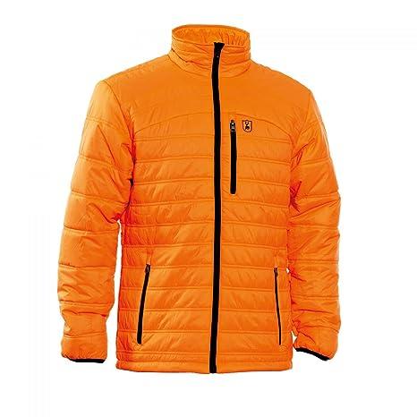 Deerhunter Verdun Chaqueta con Thinsulate, Color Naranja, tamaño XXXXL: Amazon.es: Ropa y accesorios