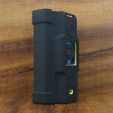Amazon.com: ModShield for SNOWWOLF Vfeng 230W TC Silicone Case ByJojo Cover Shield Skin Wrap (Black): Cell Phones & Accessories
