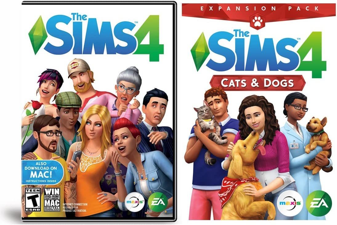 the sims 4 cats and dogs download mac