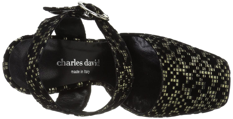 CHARLES DAVID Womens Roan Platform