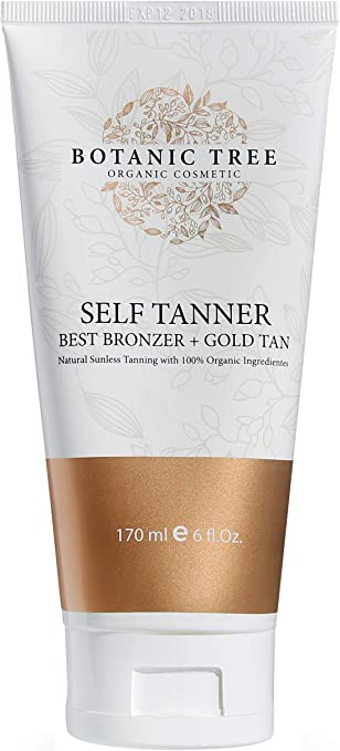 Best Self Tanners 2021 Amazon.: Self Tanner, Sunless Tanner w/Organic and Natural
