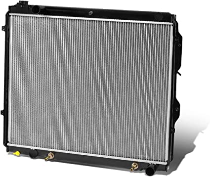 Radiator Assembly Aluminum Core Direct Fit for 00-06 Toyota Tundra 4.7 V8 New