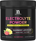 Nutriana Keto Electrolyte Powder Hydration Supplement - Hydration Powder - Keto Electrolytes Supplement - No Sugar, 0…