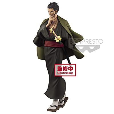 Banpresto Onepiece Treasure Cruise World Journey Vol.3-Dracule Mihawk-: Toys & Games