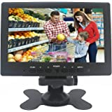 "Sourcingbay® 7"" Digital TFT-LED Color Receiver Car/PC Monitor HDMI/VGA/AV Input display."