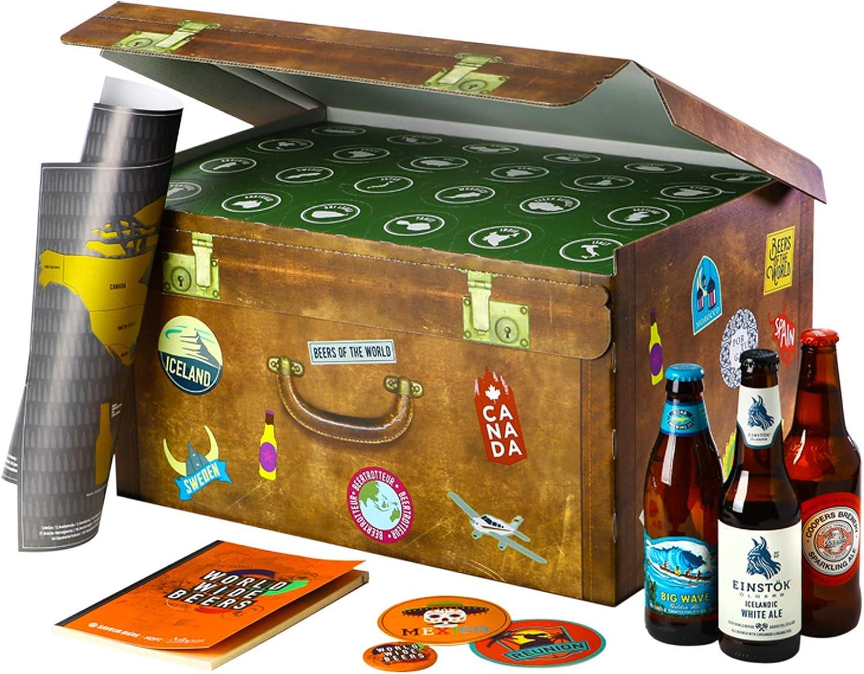World Wide Beers International Collection | Compra online packs de ...