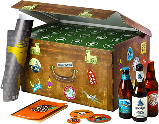 World Wide Beers International Collection | Compra online packs de ...