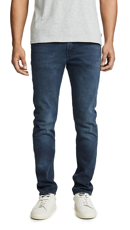 Levis Red Tab Mens Skinny Fit 510 Stretch Denim Jeans at ...