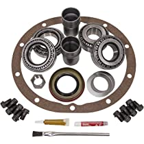 Yukon Gear /& Axle High Performance Ring /& Pinion Gear Set for GM Chevy 55T Differential YG GM55T-338