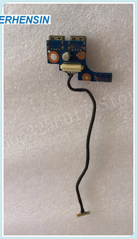 Occus Cables Occus for Samsung for NP300E5E NP270E5E Series Power Button Board Cable Length: 0.2m