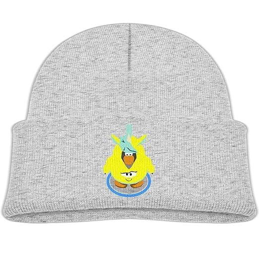 Knit Hat Yellow Cute Penguin Unicorn Baby Beanies Cap Unisex Baby Warm e8442442042e