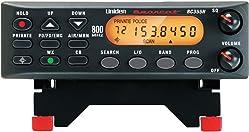 Uniden BC355N 800 MHz 300-Channel Base Mobile Scanner