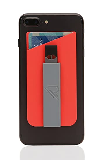 uk availability 2c2aa 43fcb RipGrip (Watermelon Red, 1 Unit Premium JUUL Holder | Accessories, Phone  Case, and Sleeve