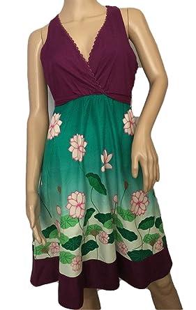 Anthropologie Moulinette Soeurs Lily Pond Floral Dress Sz 6 P