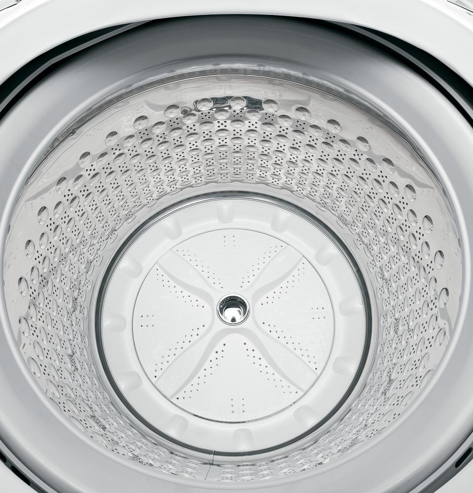 Top Load Washers With Agitators Amazoncom Ge Gtw860ssjws 51 Cu Ft White Top Load Washer