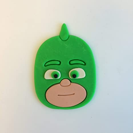 PJ Masks Gekko 266-B036 - Juego de cortadores de galletas