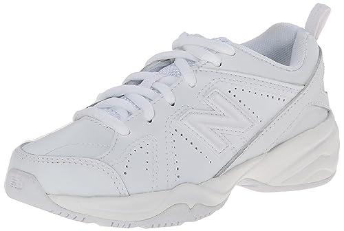 New Balance KV624 Grande Piel Zapatillas, White, 30: Amazon.es: Zapatos y complementos