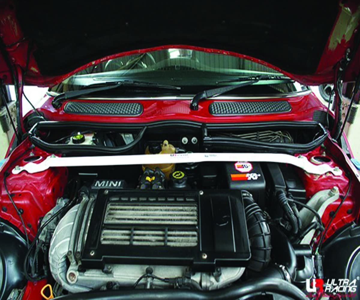 R56 Ultra Racing Front Strut Brace Mini Cooper S TW2-1715